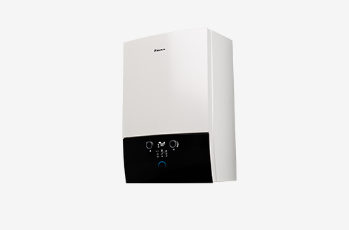 D2CND gas condensing boiler