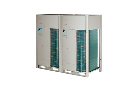 VRV outdoor units